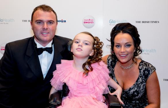 John, Alex and Sonya Butler, Top Story of 2013, Mums & Tots Awards 2013