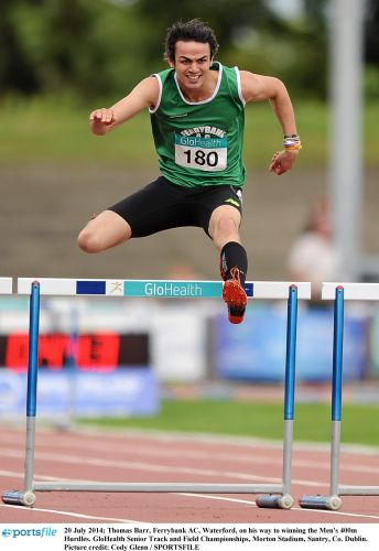 GloHealth Senior Track and Field Championships - Sunday 20th July 2014