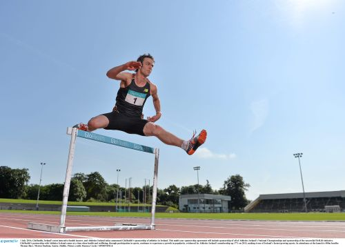 Athletics Ireland announce GloHealth's sponsorship of athletics in Ireland