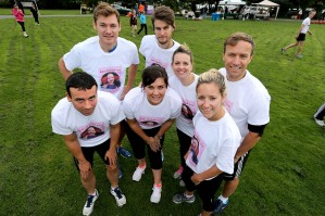 GloHealth team supporting the Baby Elizabeth Fund
