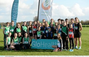 Fionnuala Britton Launches GloHealth National Cross Country Championships