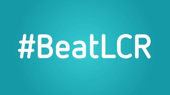 #BeatLCR